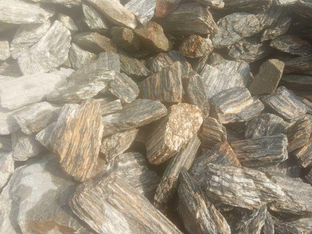 Kora kamienna gnejs kora gabionowa
