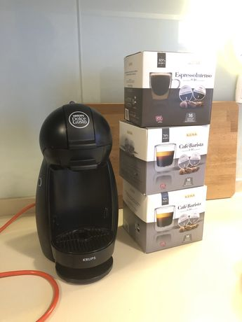 Maquina cafe dolce gusto