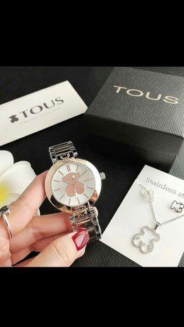 Zegarek Tous logowany