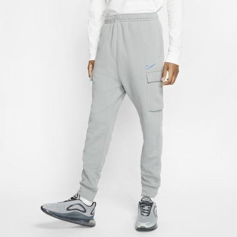 Новые оригинальные спортивные штаны nike NSW