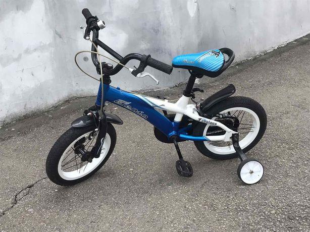 Велосипед для хлопчика