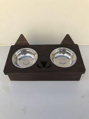 Comedores para gatos