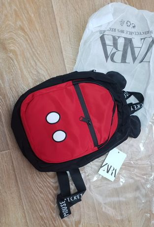 Рюкзак детский Zara для девочки,  мальчика Микки Маус