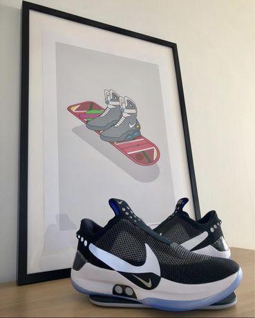 Nike Adapt BB Black Pure Platinum roz.43