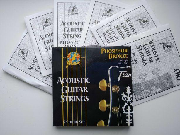 Струны Framus для акустической гитары