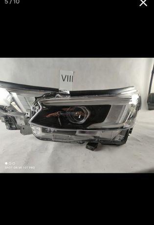 Фары светодиод к Subaru Outback  2021 европеец