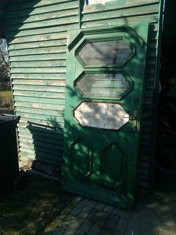 Drzwi drewniane do renowacji 90