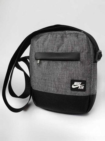 Барсетка мужская Nike Найк Puma, сумка через плечо (чоловіча)