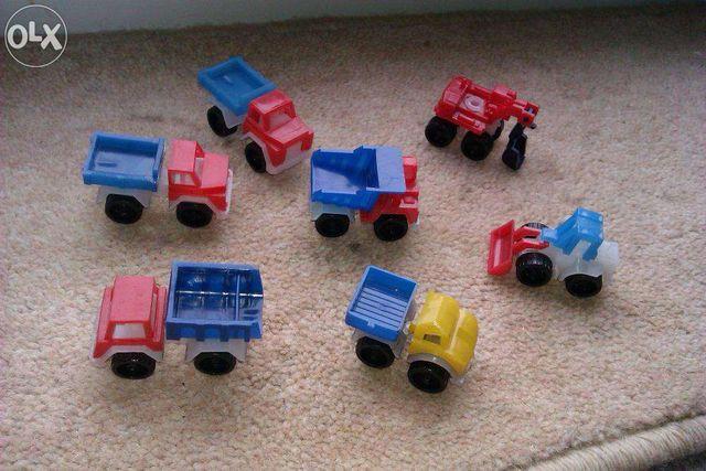 машинки маленькие разборные 91 года выпуска
