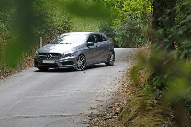Mercedes A180 CDI AMG Aceito R/ Mota