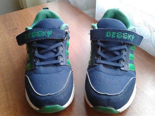 Кроссовки для мальчика, размер 34, стелька 21 см.