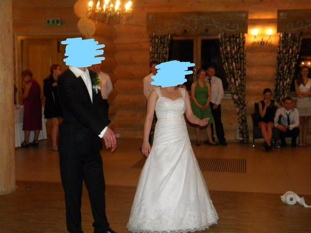 Suknia Ślubna rozmiar 36-38 cena do negocjacji.