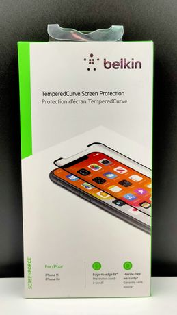 SZKŁO Belkin TemperedCurve Screen Protection IPHONE 11 / XR