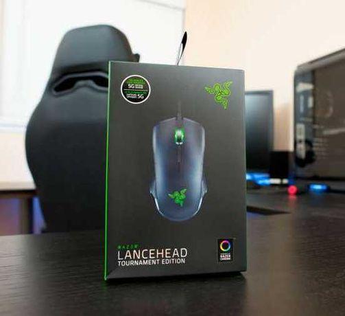 Rato Gaming Razer Lancehead TE