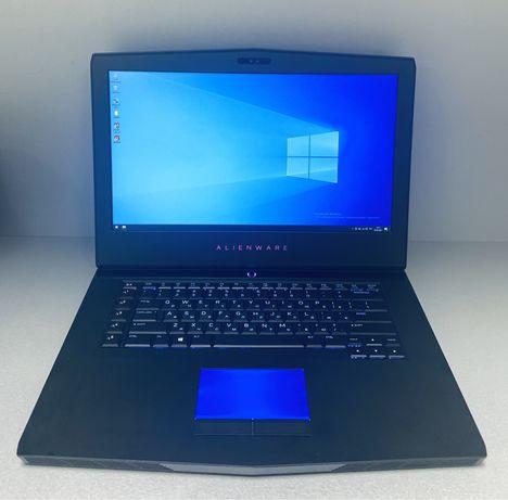 Dell Alienware 15R3 i7-6700HQ/Nvidia GTX1060/16gb/SSD240/HDD1tb