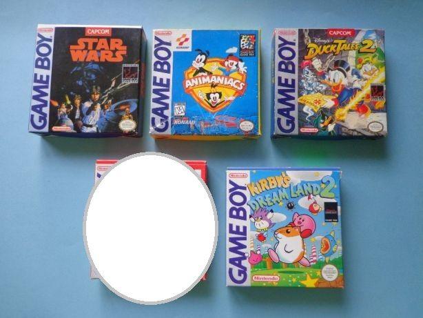 Jogos Game Boy vários