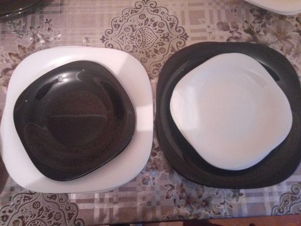 Керамічний набір посуду