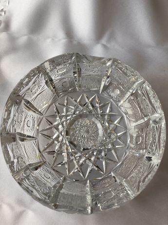 Kryształ, kryształowa popieliczka duża