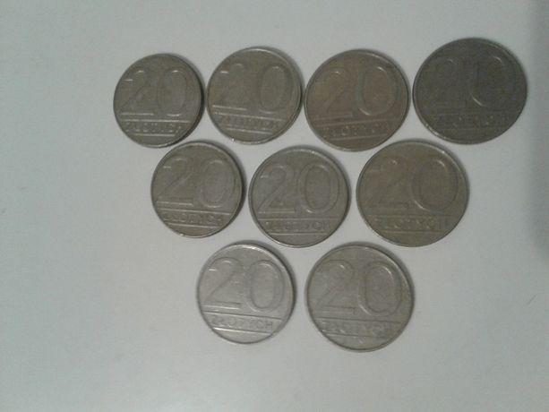 Moneta 20zł