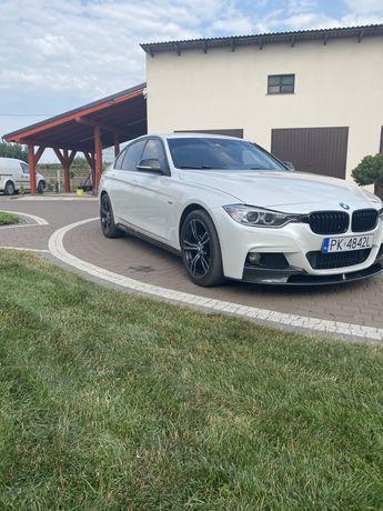 Sprzedam BMW F30 2014r