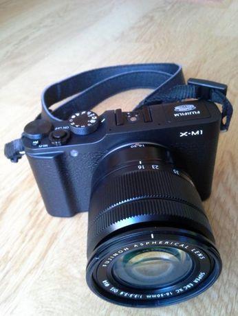 Máquina fotográfica Fujifilm X-M1