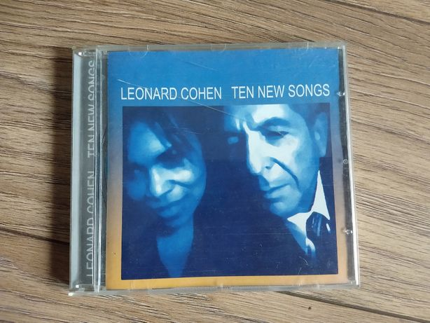 Leonard Cohen – Ten New Songs CD