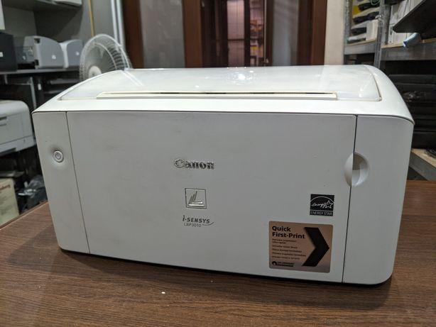 Надёжный лазерный принтер Canon LBP3010 HP LaserJet P1102