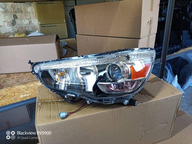 Фара бампер капот крыло митцубиси Mitsubishi ASX Outlander Sport USA