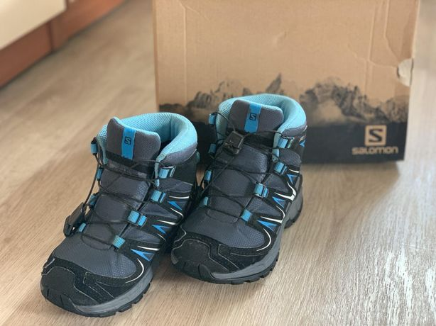 Зимние ботинки Salomon 28