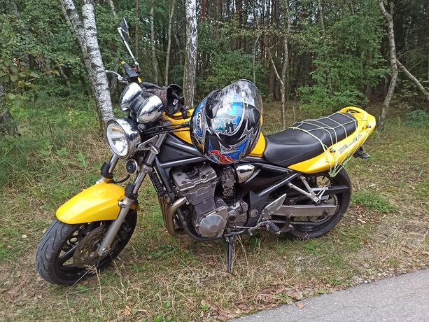 Suzuki Bandit 2003, film