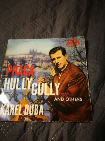 Praga Hully Gully and others Karel Duba vinyl