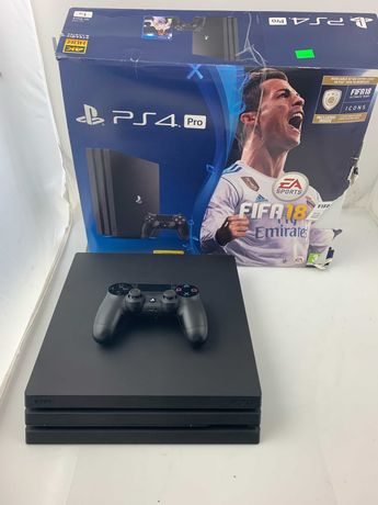 Konsola PS4 Pro 1TB - PlayStation 4 PRO 1TB - jak nowa!