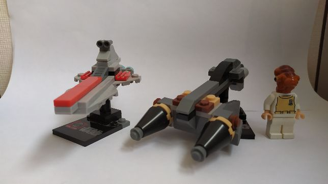 LEGO Star-Wars Звездные войны (аналог). За весь комплект 60 грн.