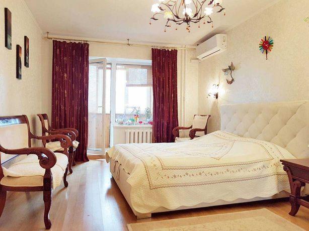1-комнатная квартира с ремонтом в новом доме на Гайдара/ Вишневского