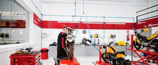 Ремонт мотоциклов,скутеров Aprilia,Bmw,Piaggio,Honda,Yamaha,Suzuki,