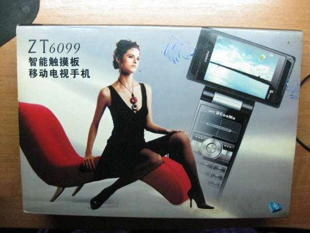 Телефон zt 6099 VAIO ntt DCoоMo GSM 2 карты в идеале в коробке