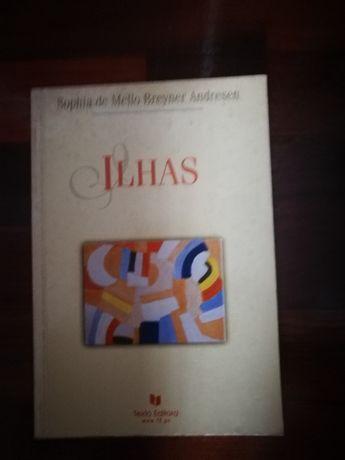 Sophia de Mello Breyner Andresen - Ilhas (TEXTO EDITORA 2001)