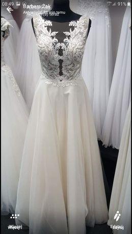 Suknia ślubna Paloma Gold (38-40)