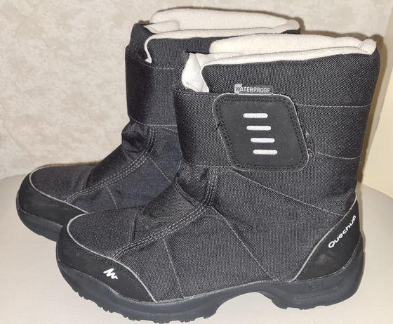 Quechua термо ботинки 33-34р