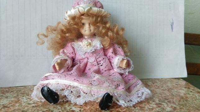 Кукла ссср и кукла керамическая