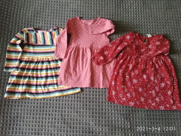 Плаття,  сукня на  24міс. Carter's,  h&m