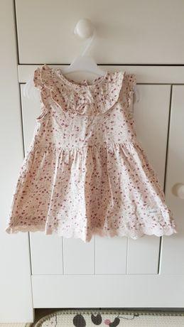 Sukienka newbie polne kwiaty rozm 80