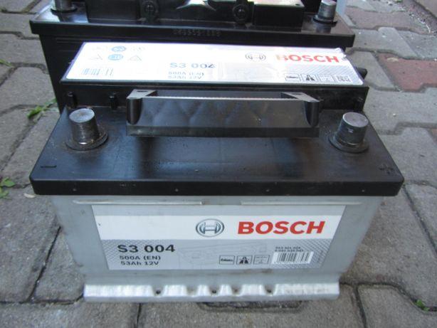 53Ah 500A 12V P+ Akumulator Bosch