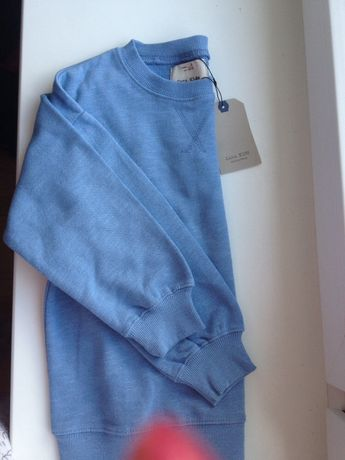 Zara nowa bluza 128