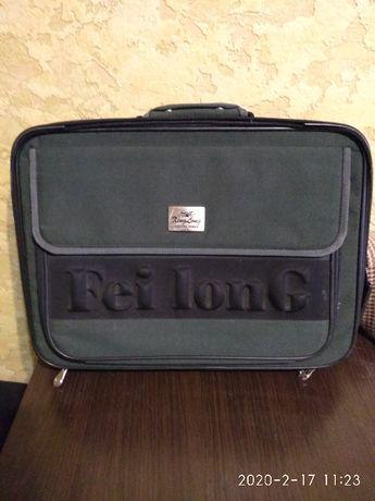 "Сумка для ноутбука Fei Long 17"""