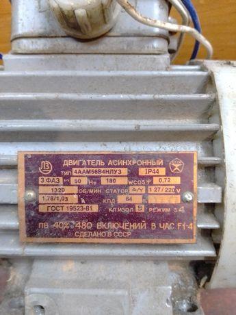 електроДвигун 3ф
