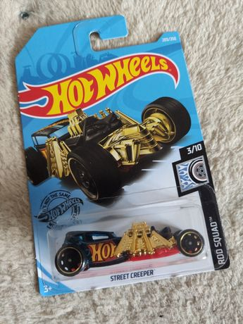 Hot Wheels Street Creeper nowy resorak