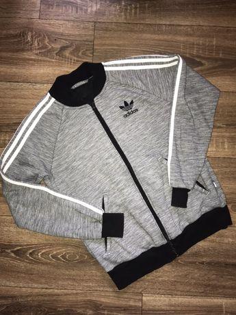 Олимпийка кофта adidas original адидас оригинал