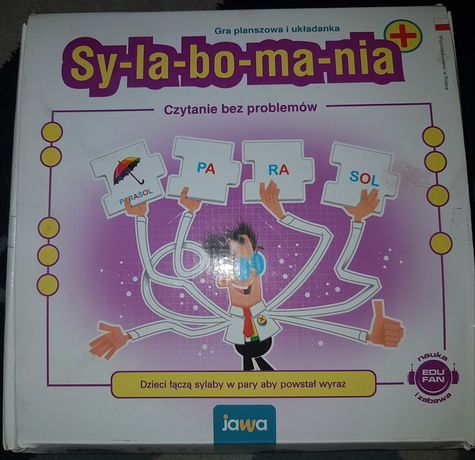 Sylabomania gra