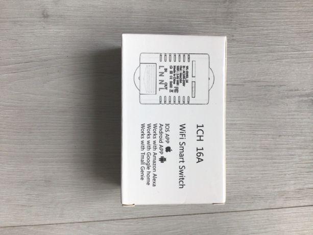 Sonoff TISHRIC WL-SW01_16 przekaźnik wifi 16A